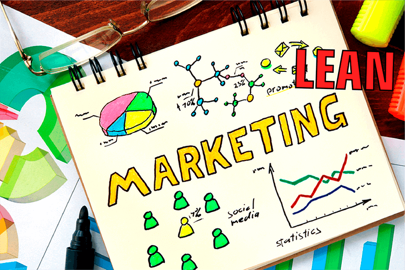 """Cos'è il marketing """"snello"""" o in chiave Lean?"""