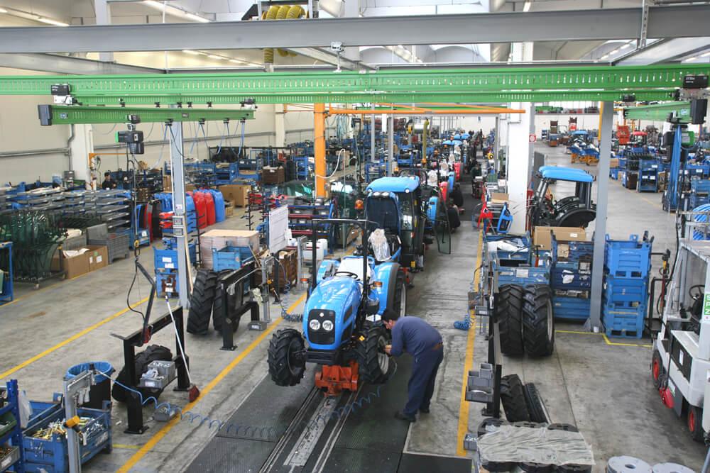 Rivoluzione Kaizen: la nuova efficienza Argo Tractors
