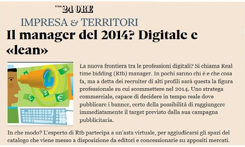 Il manager del Futuro? Digitale e Lean