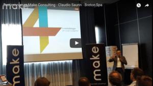Claudio Saurin – Direttore Sviluppo Prodotto Breton Spa