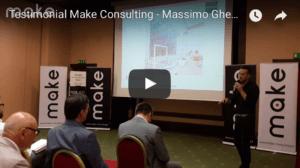 Massimo Ghedin – Direttore Operations & IT Arredo3 Srl