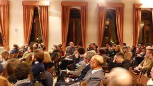 pubblico evento spazio impresa business revolution