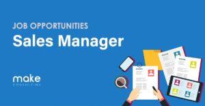 Job-Sales-manager