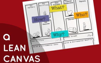 Lean Canvas e Business Model Canvas: come usarli?