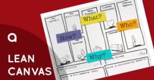 lean canvass e business model canvas