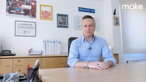 George Fischer Omicron - video testimonial consulenza Lean