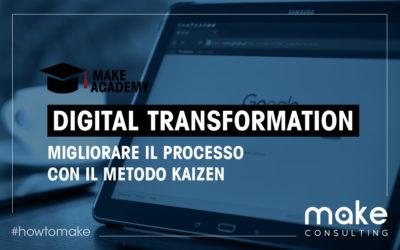 Lean Digital Transformation: la forza Lean al servizio della Digitalizzazione