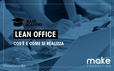 Lean Office: quando l'approccio snello si sposta negli uffici