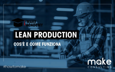 Lean Production cos'è e perché è fondamentale per una PMI oggi