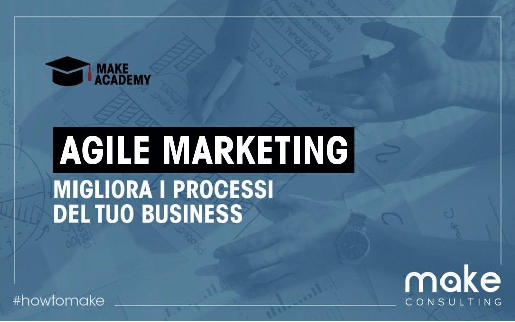 Come fare Agile Marketing: canvas e modelli