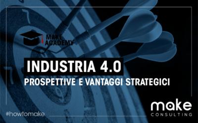 Industria 4.0 vantaggi strategici e prospettive