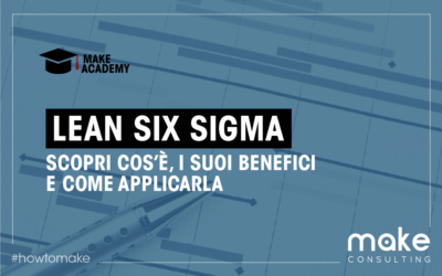 Lean Six Sigma: cos'è, benefici e procedura