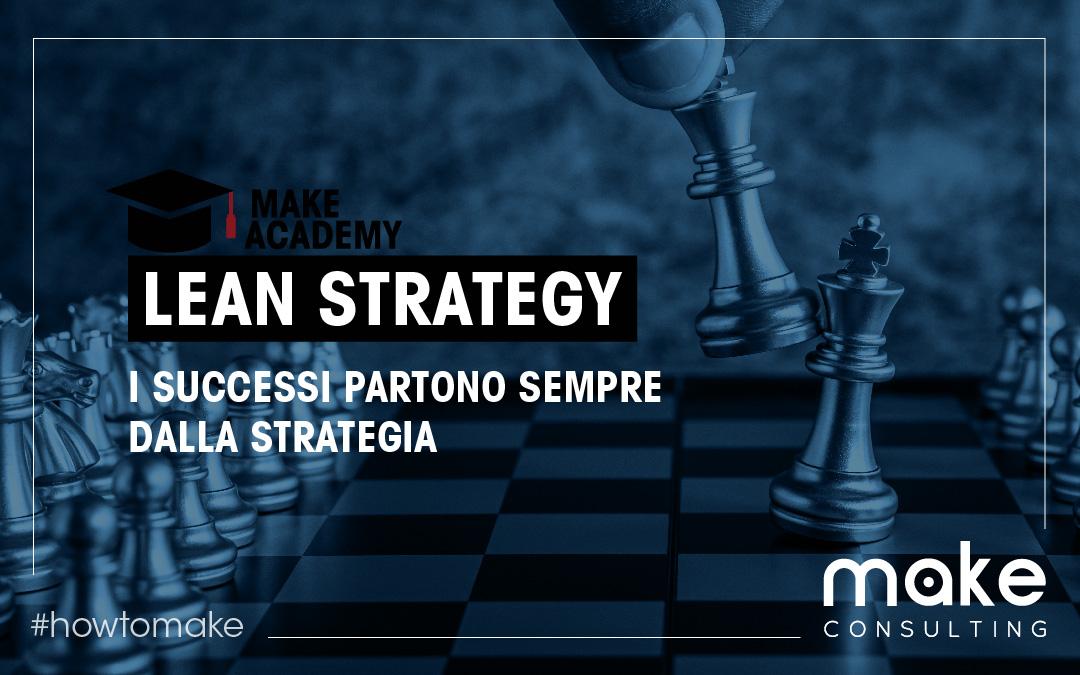 Lean Strategy: i successi partono sempre dalla strategia