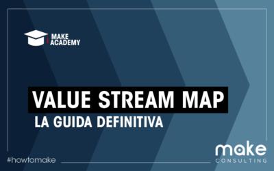 Value Stream Mapping: cos'è e come sfruttarla nella tua azienda